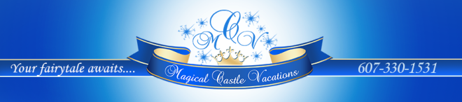 Magical Castle Vacations ad