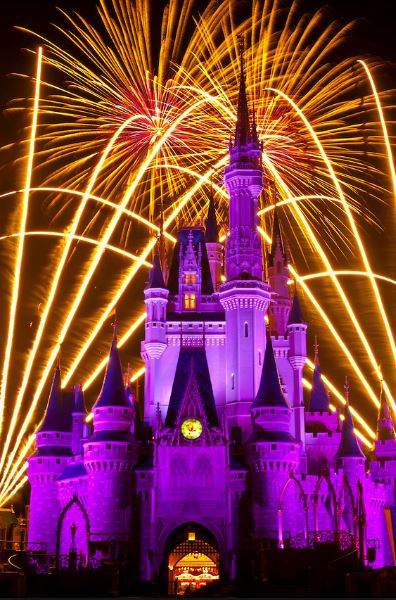Wishes at Walt Disney World in the Magic Kingdom