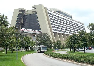 The Contemporary Resort at Walt Disney World