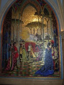 Cinderella Castle Mural