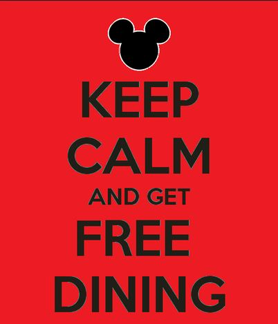 How to Get the Disney Dining Plan for FREE!!!