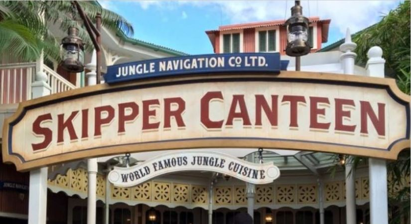 Skipper Canteen at the Magic Kingdom Opens